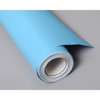 Структурная пленка алмазная крошка голубого цвета (Soulide) #5011
