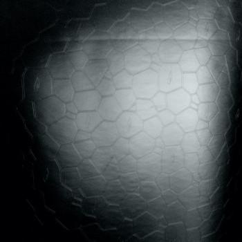 """Пленка под """"Соты"""" черного цвета #8083"""