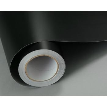 Матовая пленка черного цвета #7001