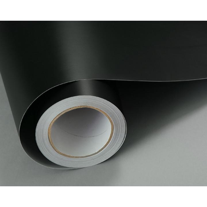 Матовая пленка черного цвета (УЦЕНКА) #7001