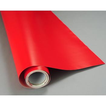 Матовая пленка красного цвета #7007