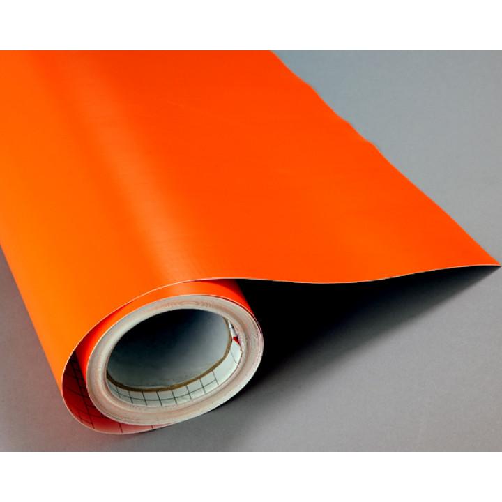 Матовая пленка оранжевого цвета #7010