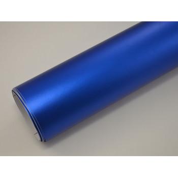 Матовая пленка синий металлик (Soulide) #7051