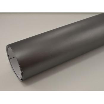 Матовая пленка металлик темно-серая (графит) (Soulide) #7054