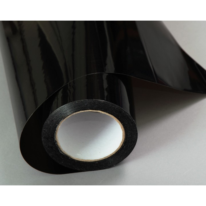 Тонировочная пленка для оптики авто Vissbon (цвет: черный) 0.4м #9001