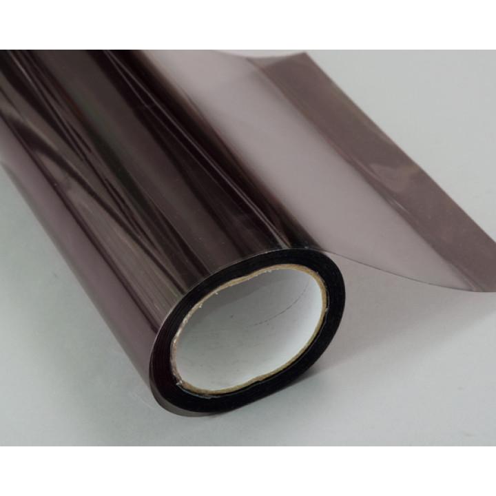 Тонировочная пленка для оптики авто Vissbon (цвет: светло-черный) (УЦЕНКА) 0.4м #9003