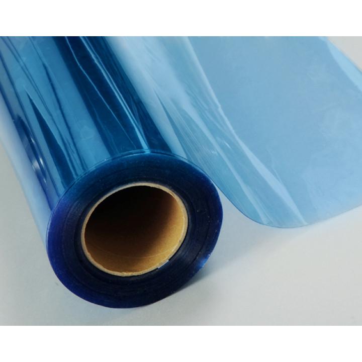 Тонировочная пленка для оптики авто Vissbon (цвет: голубой) 0.4м #9007
