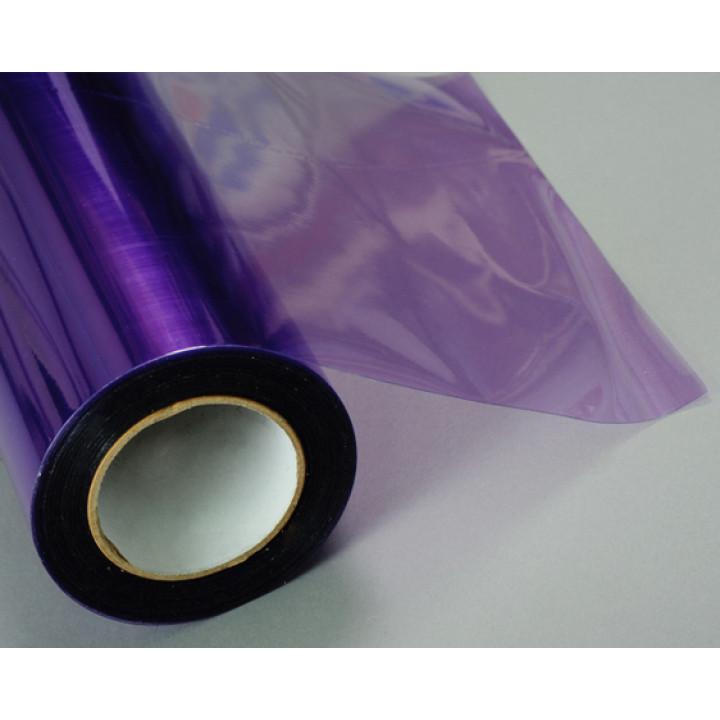 Тонировочная пленка для оптики авто Vissbon (цвет: фиолетовый) 0.4м #9008