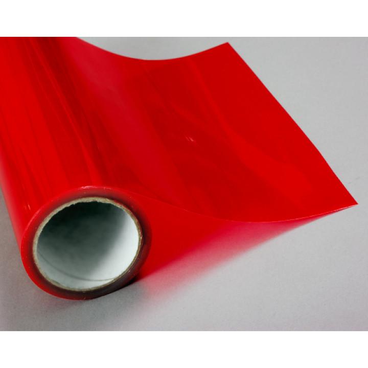 Тонировочная пленка для оптики авто Vissbon (цвет: красный) 0.3м #9010