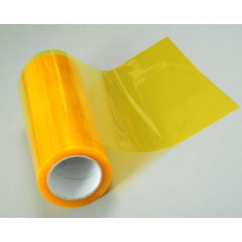 Тонировочная пленка для оптики авто Vissbon (цвет: желтый) 0.4м #9014
