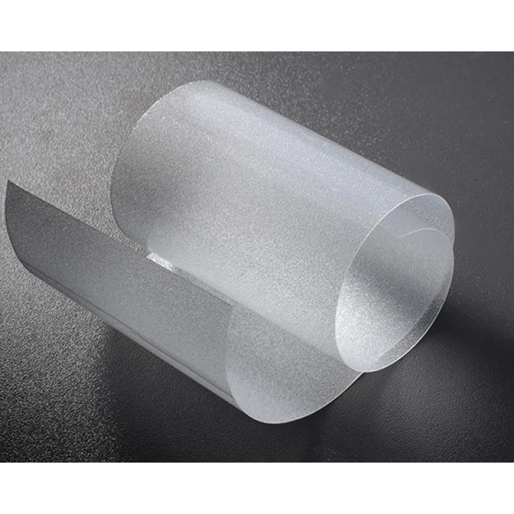 Тонировочная пленка для оптики алмазная крошка прозрачная 0.4м #9022