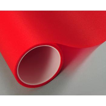 Тонировочная пленка для оптики алмазная крошка красная 0.3м #9023