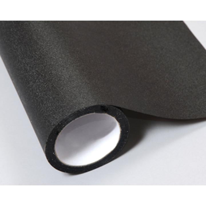 Тонировочная пленка для оптики алмазная крошка черная 0.3м #9024