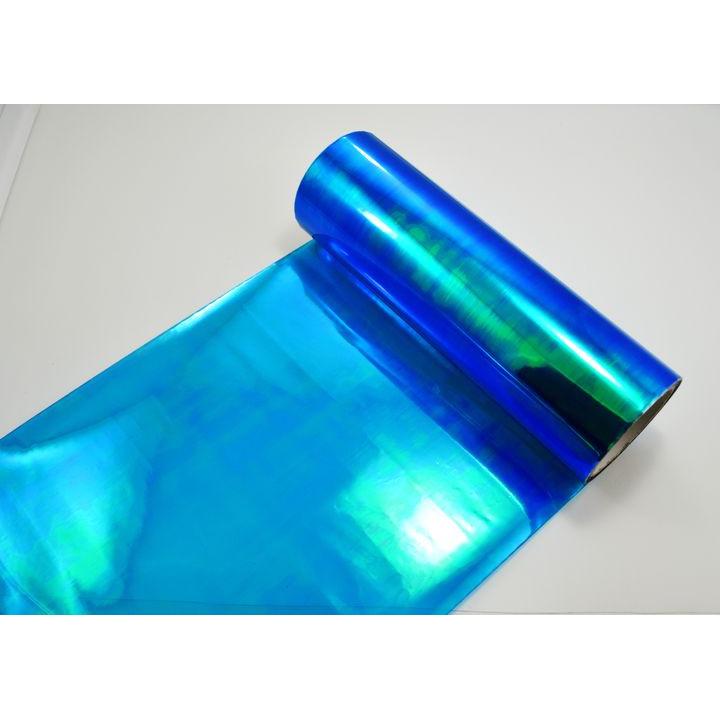 Пленка хамелеон для тонировки фар синяя 0.4м #9054
