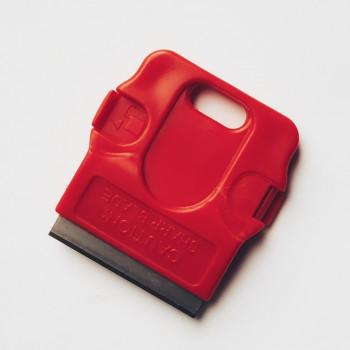 Мини скребок пластиковый для лезвий MR-209A