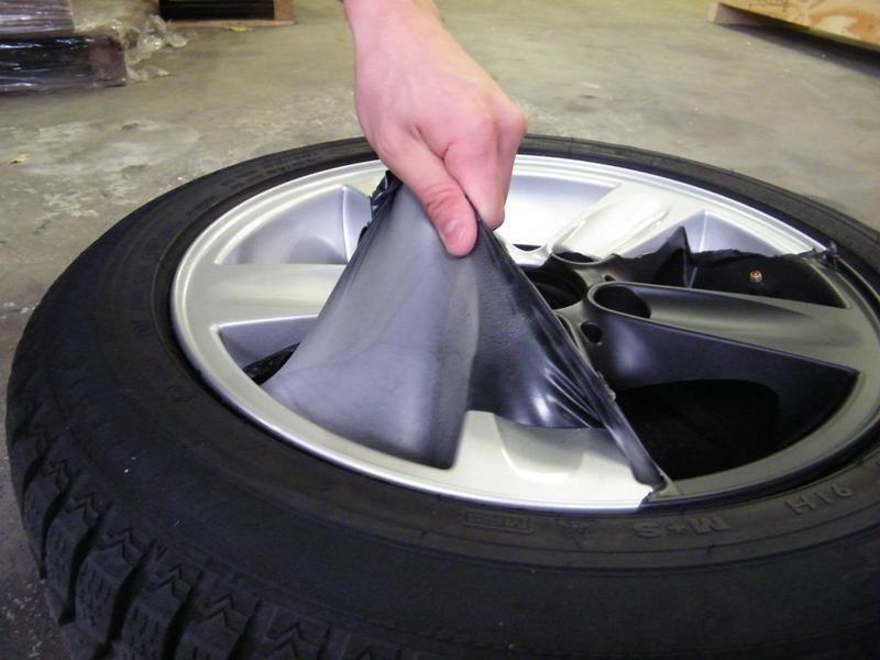 Жидкая резина для авто — преимущества и недостатки применения